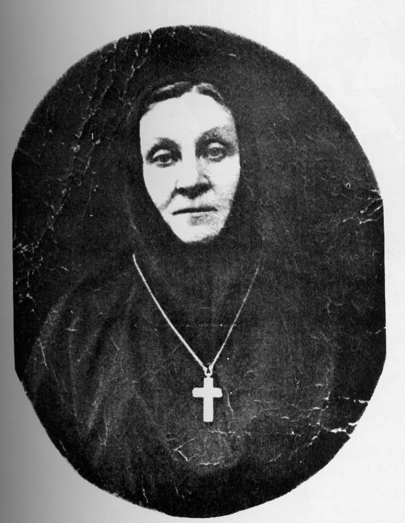 Abbess Sophia in her later years