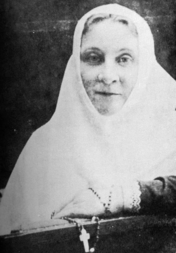 Abbess Sophia of the Saint John Almsgiver Convent