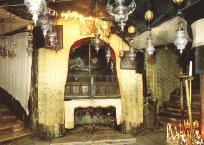Cave of the Nativity of Our Lord