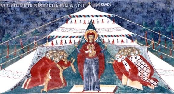 ايقونات تاريخية الكنيسة الرومانية
