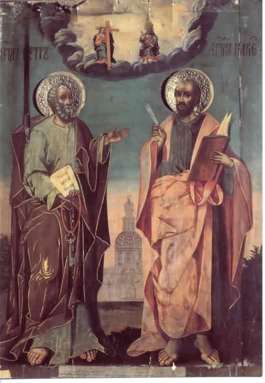 Holy and Glorious Apostles Peter and Paul (1)