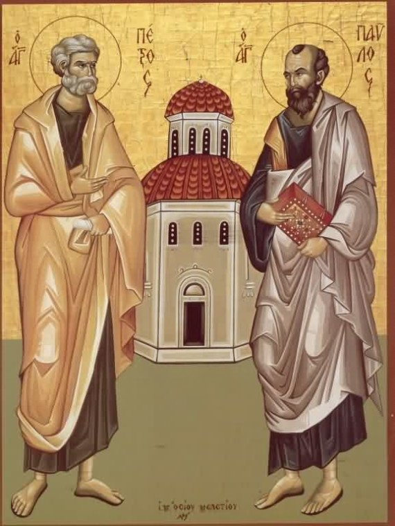 Holy and Glorious Apostles Peter and Paul (2)