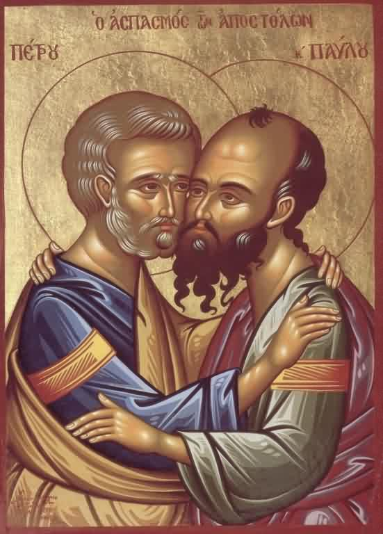 Holy and Glorious Apostles Peter and Paul (3)