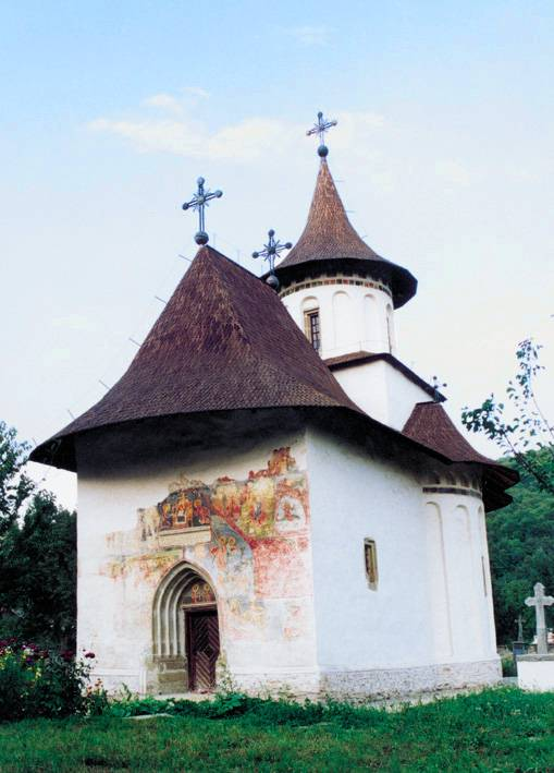 Patrauti Church, Romania