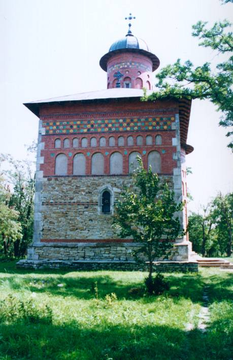 St. Nicholas Church, Dorohoi, Romania (1)