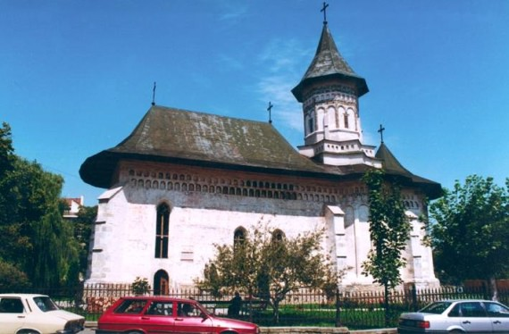 St. Dimitry Church, Suceava, Romania