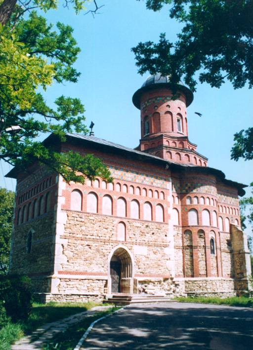 St. Nicholas Church, Dorohoi, Romania (2)