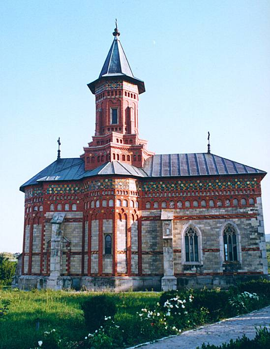 St. George Church, Harlau, Romania