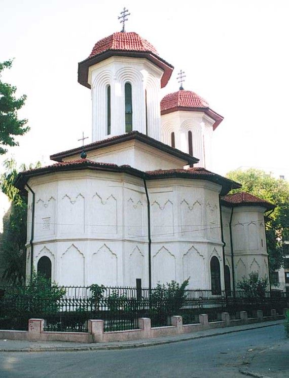 'Olari' Church (252 Mosilor Street)