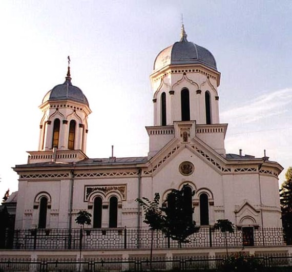 Holy Martyr Menas - Vergu Church (18 C. F. Robescu Street)