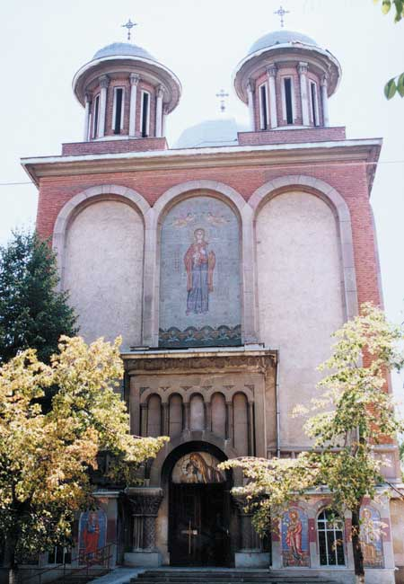 St. Paraskevi (Friday) Church (Titulescu area)