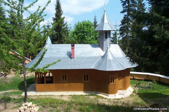 Undisclosed Skete, Romania (2)