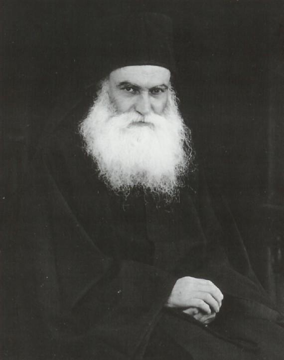 Abbot Ephraim of Katunakia (3)