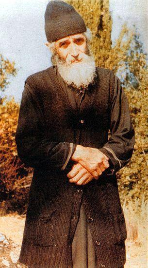 Fr. Paisios - Mount Athos (2)
