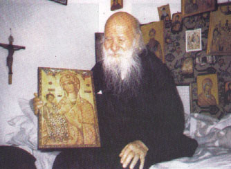 Fr. Porphyrios - Mount Athos (2)