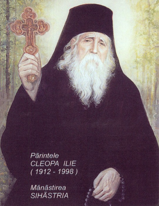 Fr. Cleopa - painting from his memorial cell (15)