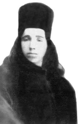 Fr. Cleopa after being tonsured monk (1937) (41)