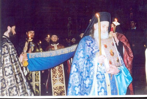 Procession in Holy Week (last week before Pascha) (1)