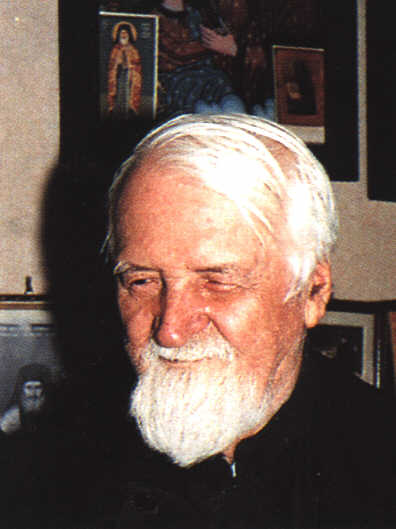 Archpriest Dumitru Staniloae, theologian and translator of 'Philokalia' - Rumania