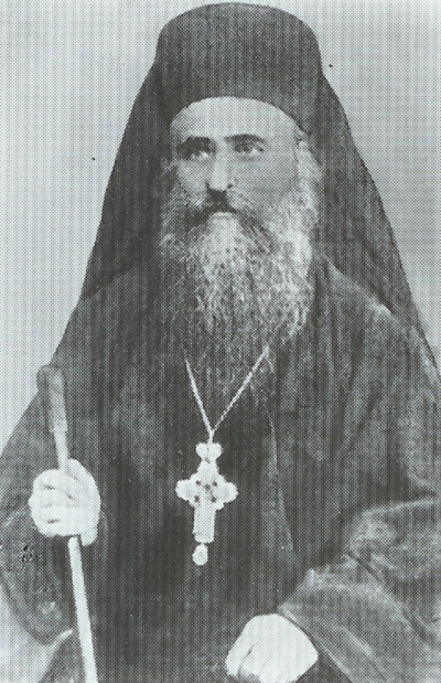 Blessed Archimandrite Irodion Ionescu (� 1900), the spiritual father of St. Calinic of Cernica