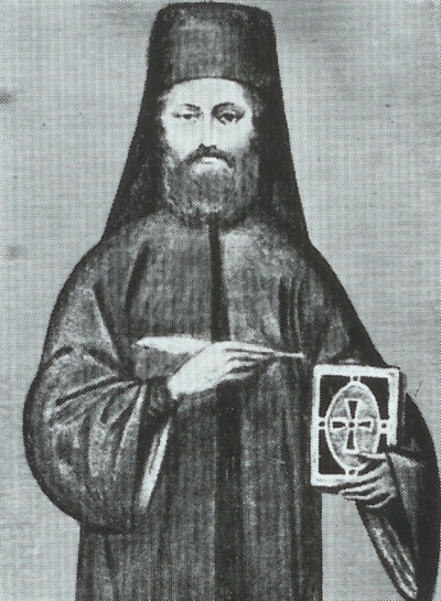 Hieromonk Macarie the Teacher (Dascalul), famous hymnograph and protopsalt († 1836)