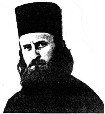 Fr. Sophrony, disciple of St. Silouan Athonite - Athos 1932 (14)