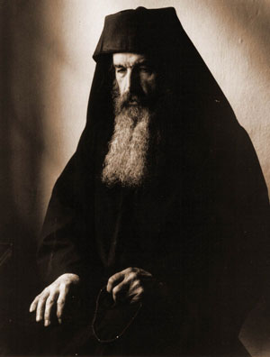 Fr. Cyril, Abbot of the Draganac Monastery, Serbia