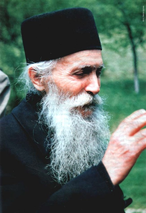 Blessed Father Thadeus (Tadej Strbulovic)