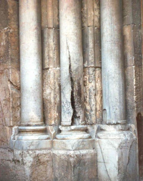 The Column Where From Holy Fire Appeared (1)