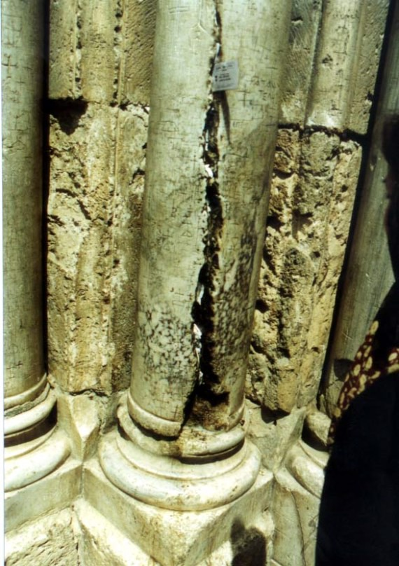 The Column Where From Holy Fire Appeared (2)