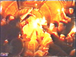 Receiving Holy Fire (2)