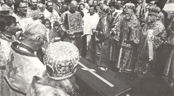 31. The Procession with the Holy Relics (1)