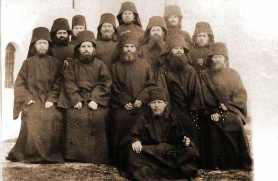 The Brotherhood of Visoki Decani Monastery, Serbia