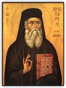 St. Nektarios of Aegina icon